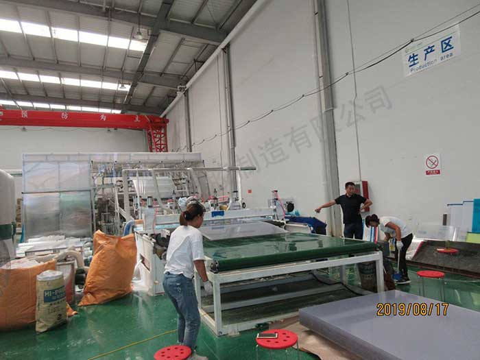 耐力板生产设备