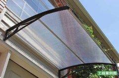 安装雨棚用玻璃好还是耐力板好?优尼科告诉你