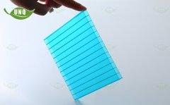 双层阳光板每平米多少钱?阳光板直销